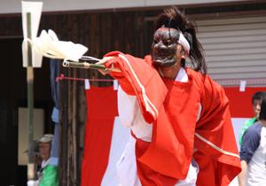 夷谷仙境春祭(平成27年5月4日)