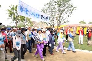 仏の里豊後高田ふれあいマラソン(平成27年5月17日)