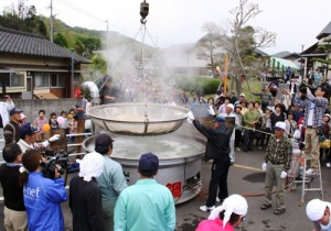 第13回 豊後高田そば祭り(平成27年5月6日)