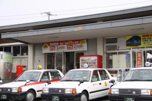 JR九州柳ヶ浦駅