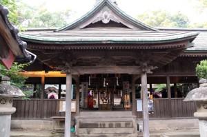 オンバレ 香々地別宮八幡社御田植祭(7月29日、30日)