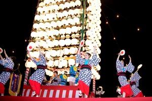 豊後高田観光盆踊り大会(平成26年8月18日)