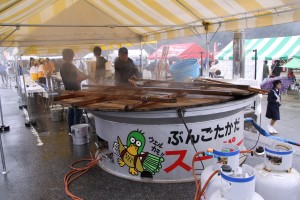 よっちょくれ祭り(平成26年11月2日)