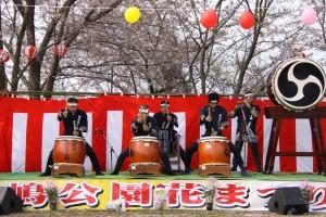 第8回 粟嶋公園花まつり(平成27年4月5日)